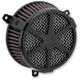 Black Spoke Air Cleaner Kit - 606-0100-04B