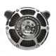 Chrome Max HP Air Cleaner - 0206-2081-CH