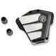 Platinum Cut Scallop Air Cleaner - 0206-2085-BMP