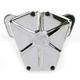 Chrome Array Air Cleaner - 0206-2086-CH