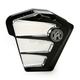 Platinum Cut Scallop Air Cleaner - 0206-2087-BMP
