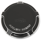 Black Beveled Non-Vented Gas Cap - 70-010