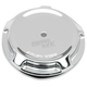 Chrome Beveled Gauge Gas Cap - 70-301