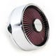 Chrome Blitz Truflo Air Cleaner - ACX-01C-04C