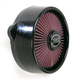 Black Blitz Truflo Air Cleaner - ACX-02B-04B