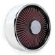 Chrome Blitz Truflo Air Cleaner - ACX-03C-04C