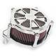 Chrome Venturi Raider Air Cleaner - 0206-2098-CH