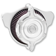 Chrome Blunt Split Air Cleaner - 0206-2104-CH