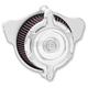 Chrome Blunt Split Air Cleaner - 0206-2106-CH