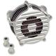 Machine Ops Nostalgia Venturi Air Cleaner - 0206-2071-SMC