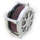 Machine Ops Delmar Venturi Air Cleaner - 0206-2096-SMC