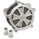 Machine Ops Raid Venturi Air Cleaner - 0206-2098-SMC