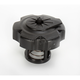 Black Quick Fill Fuel Cap - QCKB