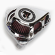 Chrome Jet Air Cleaner - 0206-2113-CH