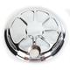 Chrome Fusion Fuel Door - LA-F310-00