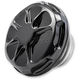 Decadent Black Powdercoat Fusion Gas Cap - LA-F320-00B