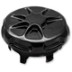 Decadent Black Powdercoat Fusion Dummy Gas Cap - LA-F320-01B