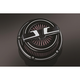 Black/Chrome Tuxedo Air Cleaner Kit - 9584