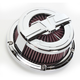 Chrome Air Cleaner Kit - 9585