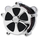 Airstrike Chrome Nitro Air Cleaner - AC-04B-92C