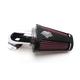 Black/Chrome VO2 Air Cleaner - 70032