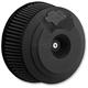 Machined Black Grenade Air Cleaner - 40045