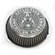 Chrome Affliction Air Cleaner - LA-2990-02