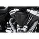 Black Cipher Air Cleaner w/Black Carbon Fiber Blades - 35102