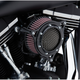 Black RPT Air Intake - 606-0103-05B