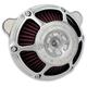Chrome Max HP Air Cleaner - 0206-2124-CH