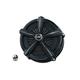 Gloss Black ECE Compliant Mach 2 Air Cleaner - 9660