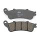 Street HF Ceramic Brake Pads - 722HF