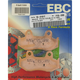 Double-H Sintered Metal Brake Pads - FA411HH