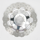 Polished Pro-Lite Contour Brake Rotor - MD1003SCC