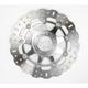 Polished Pro-Lite Contour Brake Rotor - MD1014SCC