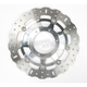 Polished Pro-Lite Contour Brake Rotor - MD1152SCC