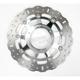 Polished Pro-Lite Contour Brake Rotor - MD1153SCC