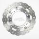 Polished Pro-Lite Contour Brake Rotor - MD2074SCC