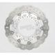 Polished Pro-Lite Contour Brake Rotor - MD2095SCC