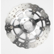Polished Pro-Lite Contour Brake Rotor - MD4022SCC