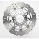 Polished Pro-Lite Contour Brake Rotor - MD4155SCC