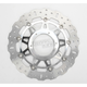 Polished Pro-Lite Contour Brake Rotor - MD1161CC