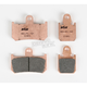 Racing Sintered Metal Brake Pads - 839RS
