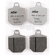 Racing Dual Carbon Brake Pads - 843DC