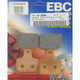 Double-H Sintered Metal Brake Pads - FA435/4HH