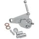 Custom 2-Piston Brake Caliper - For Paughco Custom Springers using Single Flange Hub Wheel - GMA-200PSC