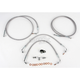 Front OEM Style Brake Line Kit - HD9291-B