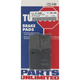 Heavy-Duty Ceramic Brake Pads - 01619506