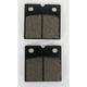 Front Street HF Ceramic Brake Pads - 554HF