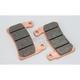Front Street HF Ceramic Brake Pads - 860HS